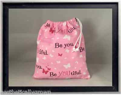 Gymnastics Leotard Grip Bags / Be YOUtiful Gymnast Birthday Goody Bag