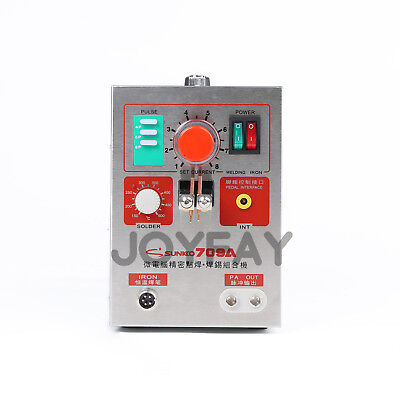 220V 2 in 1 Spot Welder Soldering Iron Staion 709A Battery Welding Machine 60A