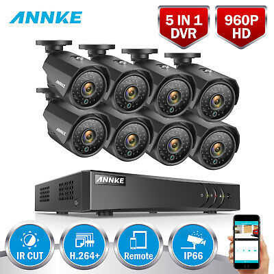 ANNKE 10X BNC to BNC Coupler Cable Connector Adapter for CCTV Security Camera