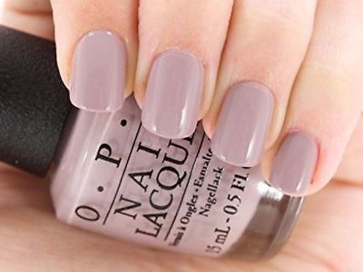 OPI Nail Polish Lacquer Enamel Varnish A61 Taupe-less Beach 15ml