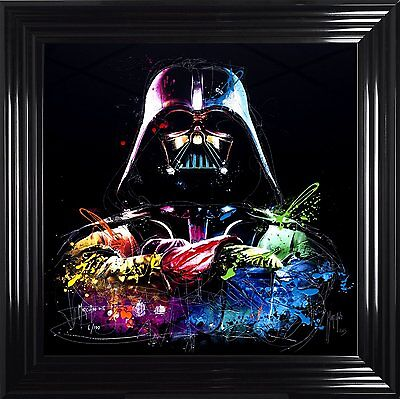 Liquid Glass - DARTH VADER - by Patrice Murciano Limited Edition