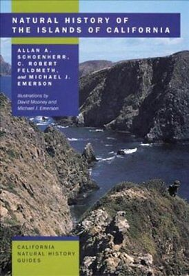 Natural History of the Islands of California by Michael J. Emerson, C.Robert...