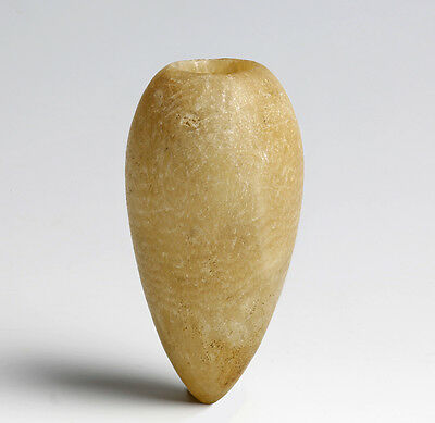 Egyptian Middle Kingdom kohl jar.