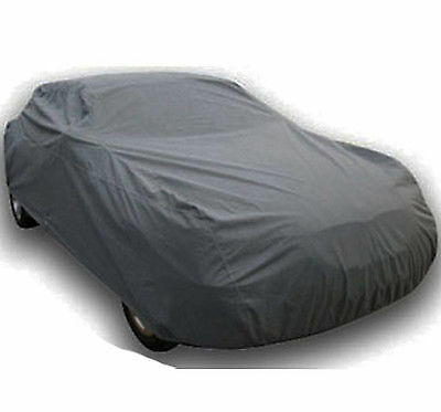 Medium Size Full Car Cover UV Protection Waterproof Outdoor Indoor Breathable