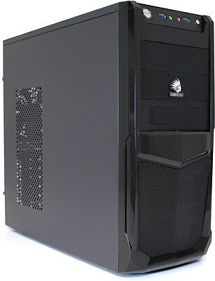 GamerChief Essent E102 Mid Tower Case[GC-621947]