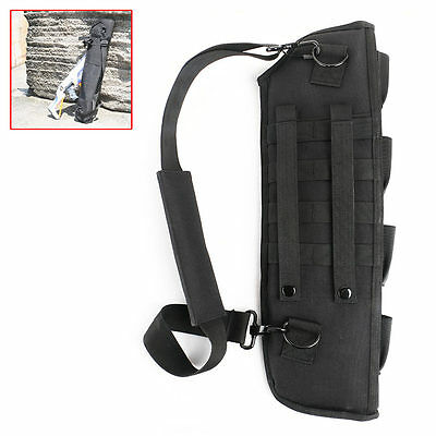 Cool Adjustable Military Tactical Shoulder AK47 Gun Holster Magazine Pouch Case