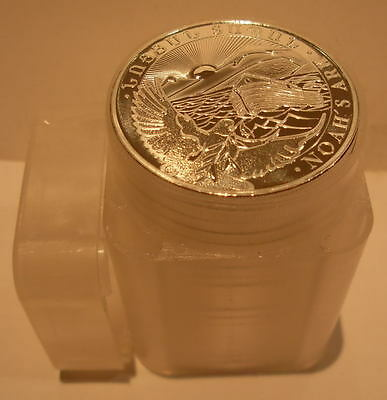 Armenia 2013 Silver 500 Drams 1 oz each Full Tube of 20 Coins Noah's Arc