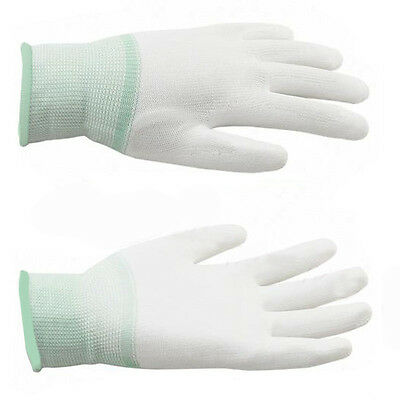New 1 Pair Nylon Quilting Gloves For Motion Machine Work Quilting Sewing Gloves