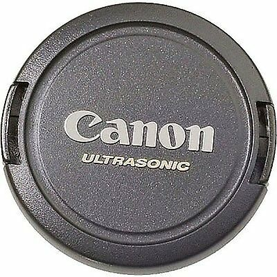 Genuine  67mm Front Lens Snap-On Cap for Canon EF-S 17-85mm f/4-5.6 IS USM E-67
