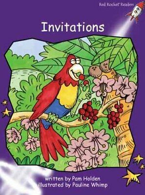 Invitations: Fluency: Level 3 by Pam Holden (Paperback, 2004)