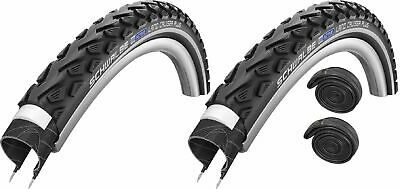 "26/"" X 1.75 SCHWALBE LAND CRUISER Puncture Protection KNOBLY Bike Cycle Tyre"