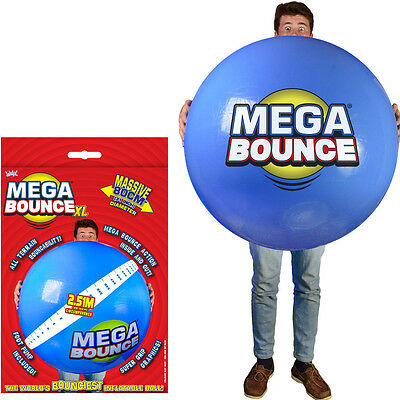 Wicked Mega Bounce XL Worlds Biggest Inflatable Bouncy Ball - Big Bouncing Ball
