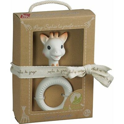Teether - Sophie La Girafe Ring Teether In A Gift Box -Baby Shower In A Gift Box