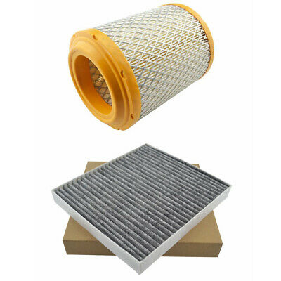 Engine & Cabin Air Filter for 11-12 Dodge Caliber 11-16 Jeep Patriot Compass