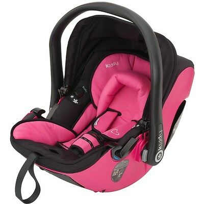 Kiddy Babyschale Evolution Pro 2 - Pink