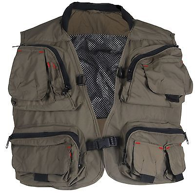 DAM HYDROFORCE G2 FLY VEST Fliegenfischerweste Angelweste Weste XL