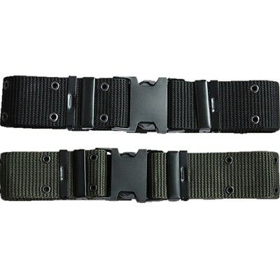 Mens Tactical Quick Release Belt Adjustable Waist Security British Army