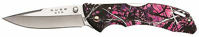 Buck Knives 285 Bantam Blw Kryptek Muddy Girl Camo Folding Knife 285CMS31