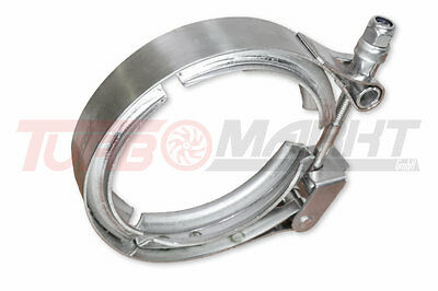 """Stainless Steel V-Band Clamp 63,5 mm 2,5 """" fast closing system"""
