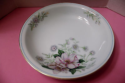 "Grace China  Occupied Japan Rochelle Soup Bowl 7 3/4""    Excellent"