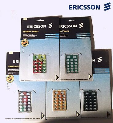 ERICSSON FASHON PANEL  for GA 628 only - LIMITED EDITION VERY RARE - COLLECTION