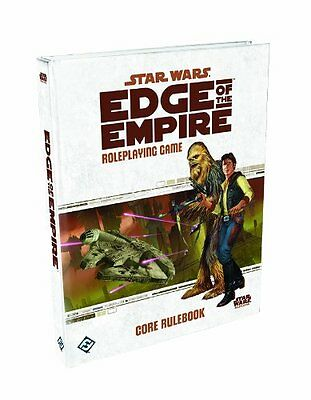 NEW Star Wars Edge of The Empire RPG Core Rulebook by Fantasy Flight Games