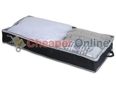 Promo Zip Underbed Storage Bag 100 x 45 x 15 cm for Clothes Shoes Books