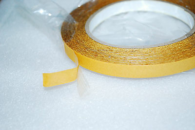 Super Sticky Advanced mesh fabric adhesive double-sided tape wide 10mm A405