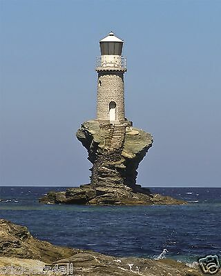 Lighthouse 8 x 10 / 8x10 GLOSSY Photo Picture IMAGE #9