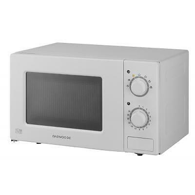 Daewoo 20l Manual 700w Microwave Kor6l77 Convection Oven Capacity White 1 Year W