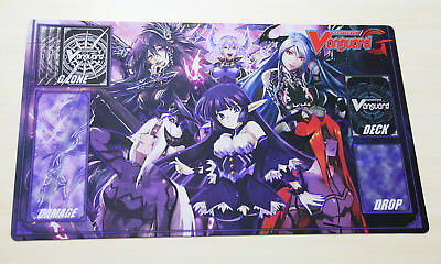 E541 FREE MAT BAG Dark Irregulars Doreen Cardfight Vanguard G Game Playmat