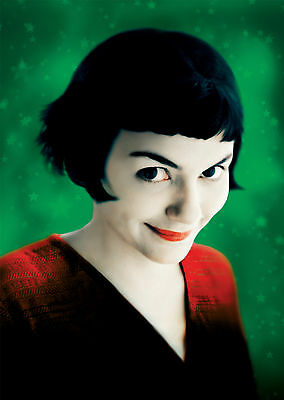 Amelie (2001) - A1/A2 Poster **BUY ANY 2 AND GET 1 FREE OFFER**