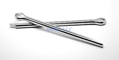 "1/16"" x 3/4"" Cotter Pin Low Carbon Steel Zinc Plated Pk 100"