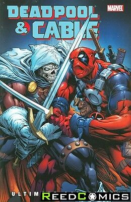 DEADPOOL AND CABLE ULTIMATE COLLECTION BOOK 3 GRAPHIC NOVEL New Paperback