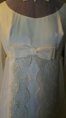 Lovely Authentic Vintage Wedding Dress