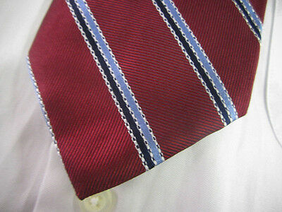 NWOT Brooks Brothers Red Fleece Raquets or Dachshund Silk Twill Tie  MSRP $49.50