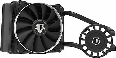 ID-COOLING FrostFlow 120L White LED AIO CPU Liquid Cooler[FROSTFLOW 120L-W]