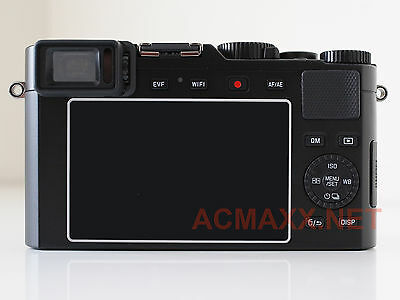 """ACMAXX 3.0"""" HARD LCD SCREEN ARMOR PROTECTOR Non-touch for Leica Q Typ 116 19000"""