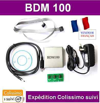 Interface Bdm 100 - Bdm100 Valise Obd2 - Programmation Auto - Ecu Chip Tuning