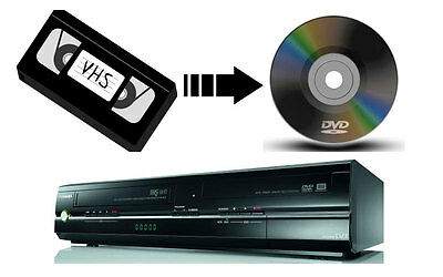Toshiba DVR18 VCR VHS to DVD Recorder  Freeview  HDMI 1080p 3 Months Warranty