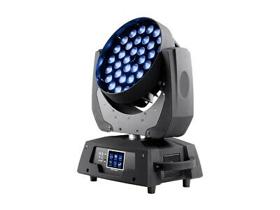 Monoprice Stage Wash 10 Watt x 36 LED Moving Head (RGBW) with Zoom
