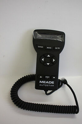 Meade 494 Autostar DS ETX 60 70 Telescope Hand Paddle Controller NEW!
