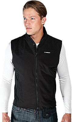 Venture 12V Grand Touring Heated Vest Black Xs