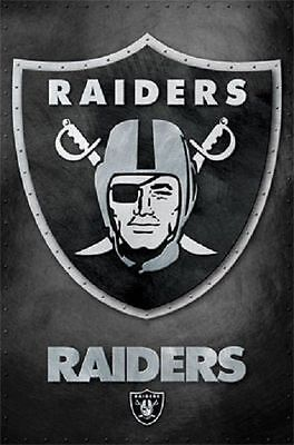OAKLAND RAIDERS POSTER (57x87cm)  PICTURE PRINT NEW ART