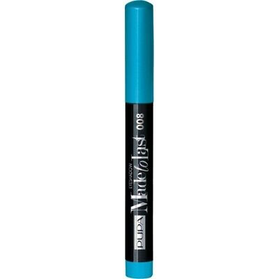 PUPA Made to Last Waterproof Eyeshadow - Ombretto 008 Pool Blue