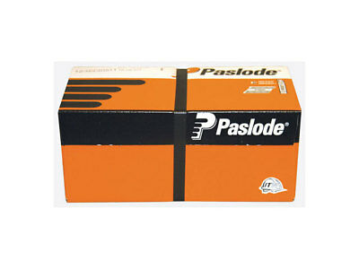 Paslode 141261 2.8mm x 63mm RG S/Steel Nails x 1100 and 1 Fuel