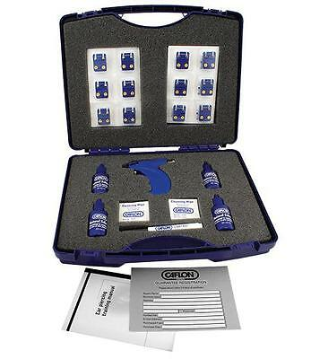 Caflon Blu Ear Piercing Starter Kit FULL LARGE KIT OFFICIAL STOCKISTS