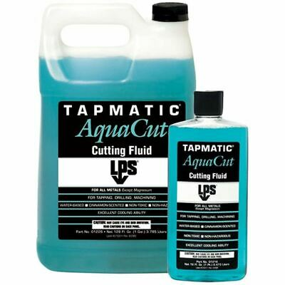 LPS Tapmatic 01228 1 Gallon Aquacut Cutting Fluid