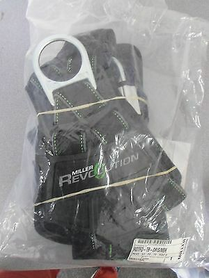 Miller Revolution Harness S/M DualTech Webbing Front D-Ring RDTFD-TB-DP/S/MBK