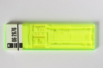 Star Trek The Next Generation Yellow Isolinear Chip Prop